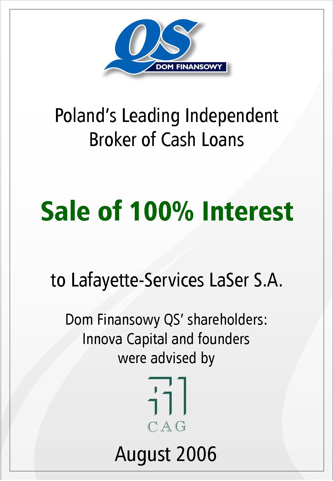 QS Dom Finansowy