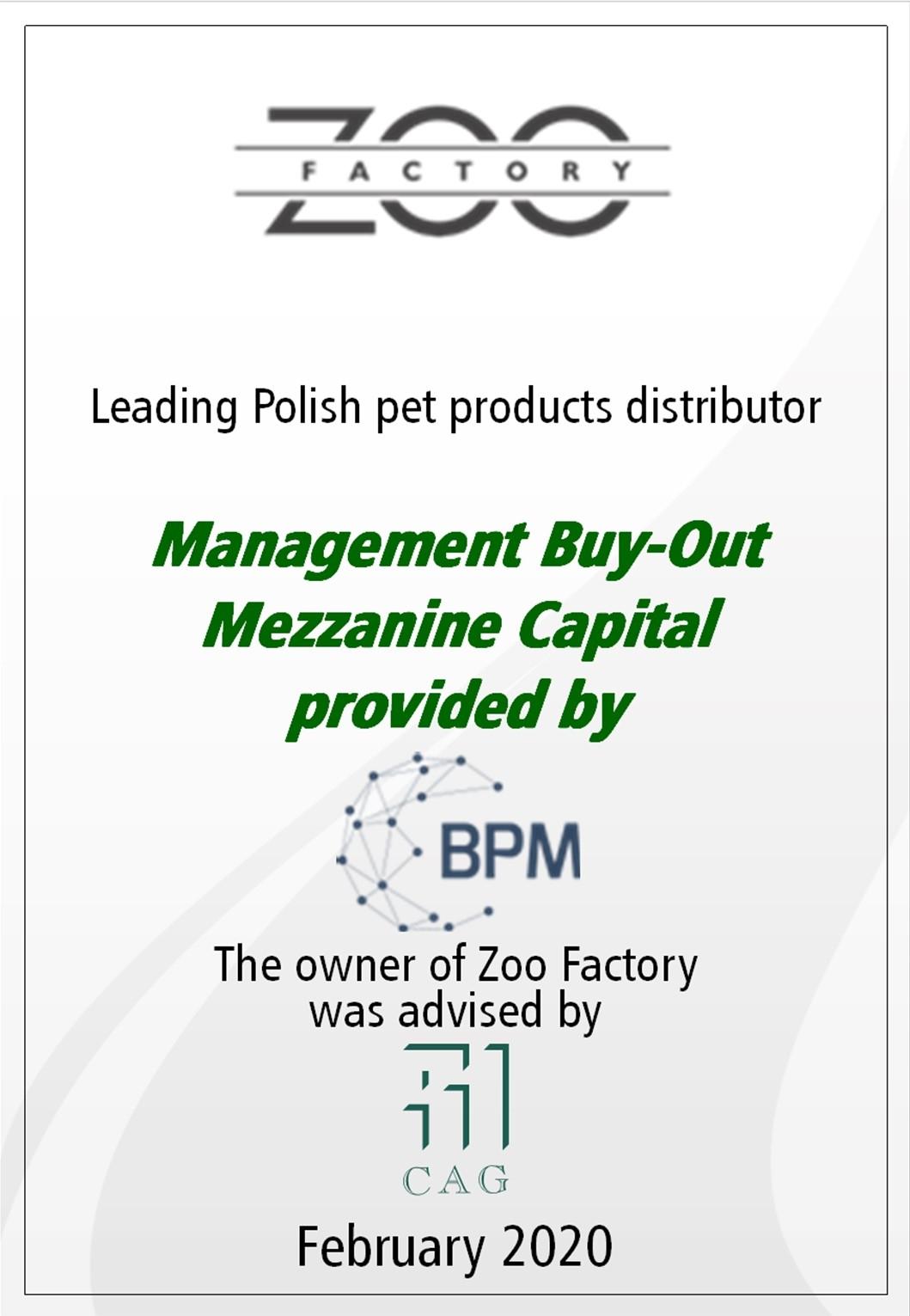 ZOO Factory