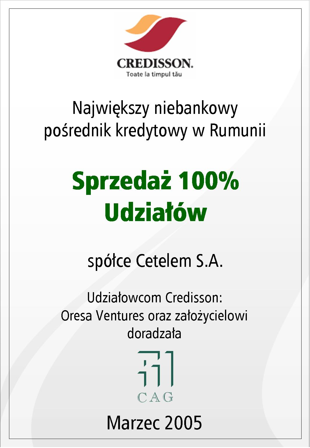 Credisson