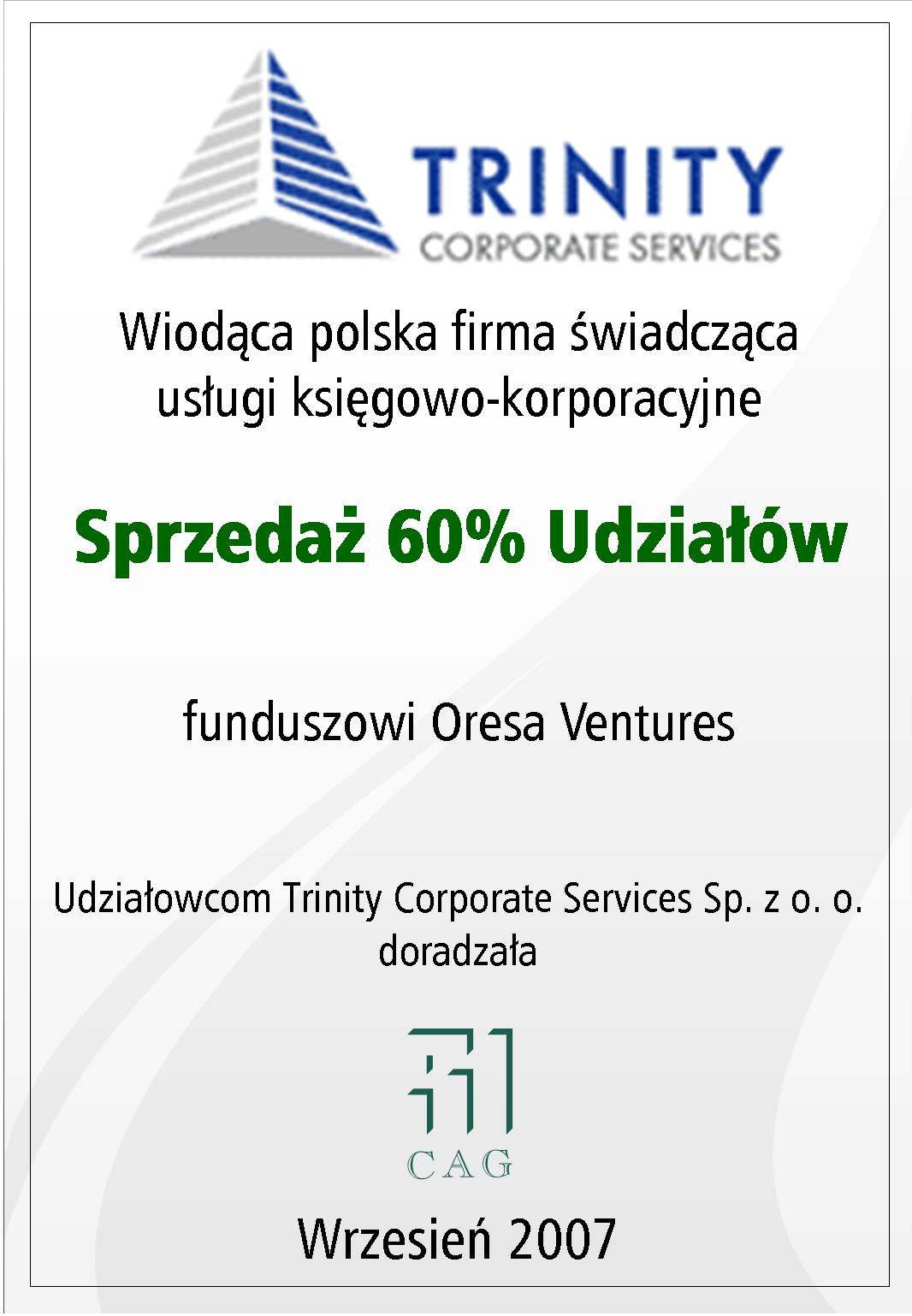 Trinity Corporate Services