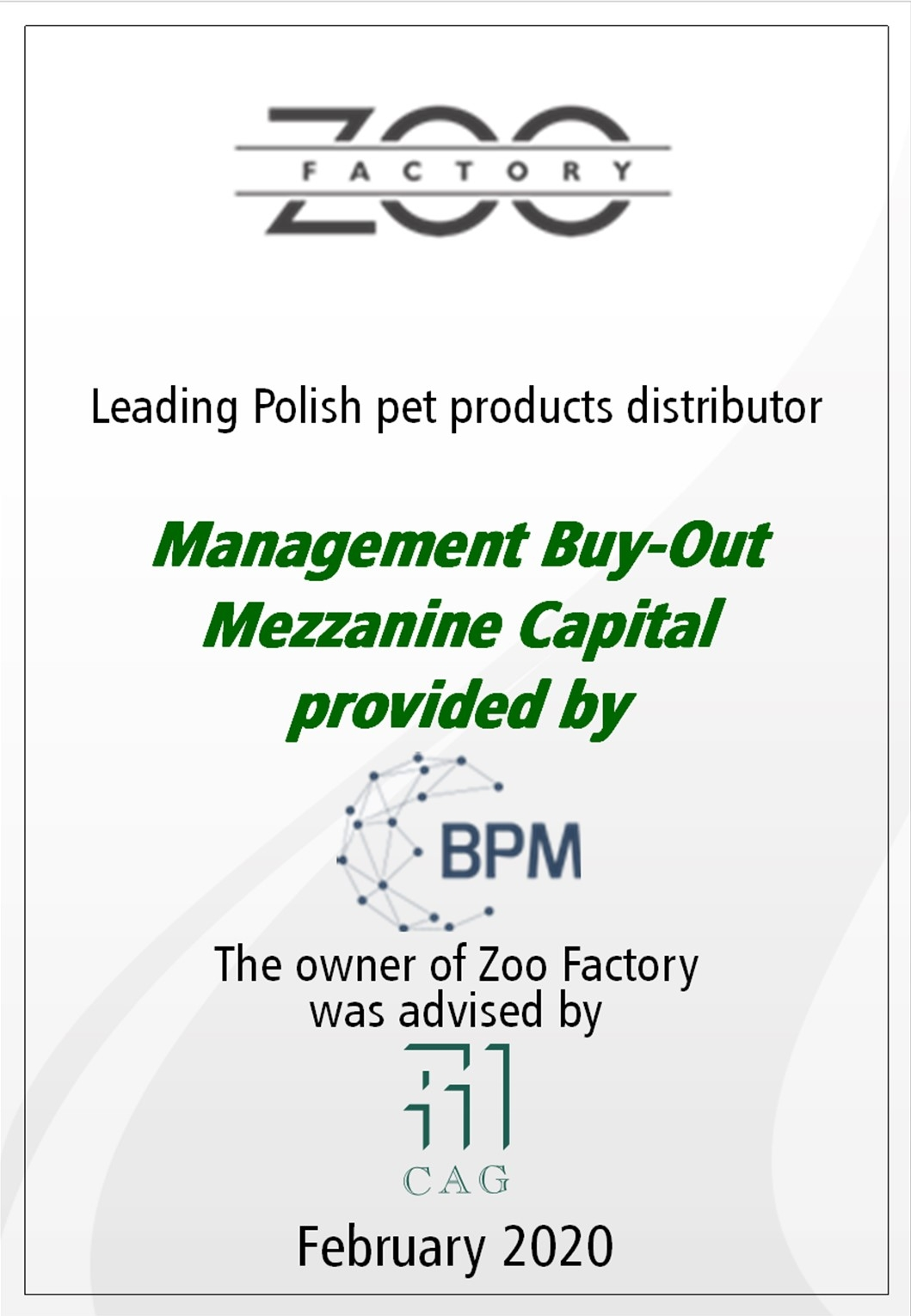 2020 ZOO FACTORY ENG